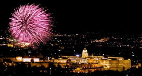FireworksOverBudapest